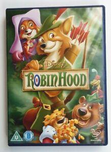 ROBIN HOOD: DISNEY CLASSIC MOVIE DVD NUMBER 21