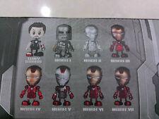Hot Toys Marvel Iron Man 3 CosBaby (Complete Set of 8), (Avengers,Tony Stark)
