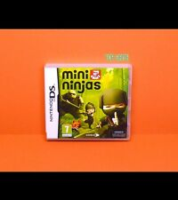 MINI NINJAS - Jeu Nintendo DS Tbe - (EIDOS) -