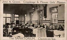 Clacton on Sea. John Groom Crippleage & Flower Girls' Mission. The Sanatorium.
