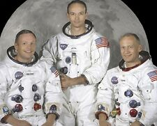 APOLLO 11 CREW NEIL ARMSTRONG BUZZ ALDRIN NASA 8X10 GLOSSY PHOTO PICTURE
