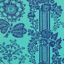 Sis Boom Jennifer Paganelli Happy Land Candice Fabric in Blue JP068