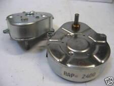 2 Reducers Rap 2400 Diameter axis 0 5/32in