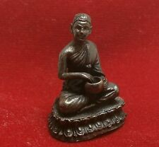 PHRA SIVALEE SIVALI REAL THAI MINI BUDDHA BUDDHIST AMULET LUCKY TRADE MONEY RICH