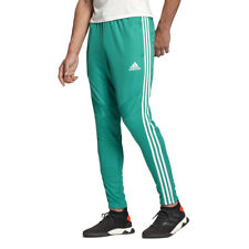 Adidas Men's Tiro 19 Glory Green/White Training Pants FT8432 NEW