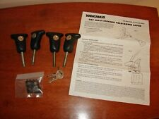 Yakima SST MKII Locking Fold Down Lever - Lock & Keys - 045