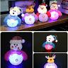 1 Weihnachten Puppe Leuchtend Baumschmuck Christbaumschmuck Deko M7715