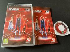 NBA 2K13 PSP PAL ESPAÑOL