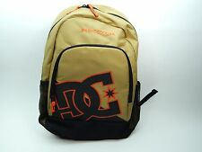 Dc Shoes Backpack New Kid style 9153040802 wheat black orange