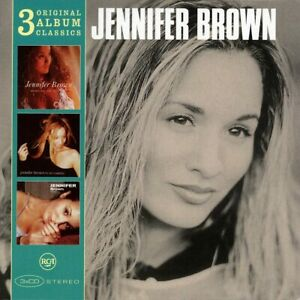 """Jennifer Brown - """"Original album classics 1994-98"""" - 2009 - CD Boxset"""