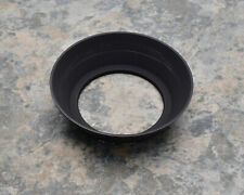 Genuine Olympus 24mm f/2.8 49mm Screw-In Metal Lens Hood  (#1435)