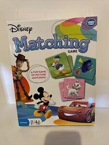 Disney Mickey Matching Game 72 Cards Preschool Age 3+ Wonder Forge Brand New