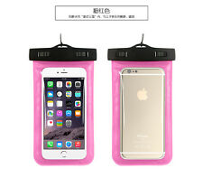 1 Universal Waterproof Bag Underwater Pouch Dry Case Cover For iPhone Cell Phone