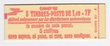 RC 5953 FRANCE CARNET 2102-C 1 SABINE 5 TIMBRES A 1,40f MNH NEUF **