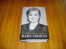 Hard Choices - A Memoir by Hillary Rodham Clinton   HC   Free Shipping