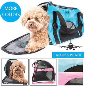 Airline Approved Altitude Force Sporty Zippered Fashion Pet Dog / Cat Carrier
