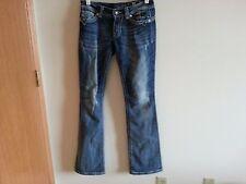 Miss Me boot cut jeans - womens size 27 # JW5310B3