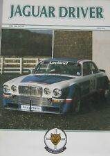Jaguar Driver magazine April 1986 Issue 309