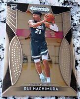 RUI HACHIMURA 2019 Prizm #1 Draft Pick Rookie Card RC Logo Japan $ Wizards HOT