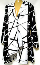 plus sz M / 20 TS TAKING SHAPE Sure Bet Jacket comfy chic spring coat NWT rp$270