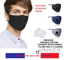 Masques et respirateurs