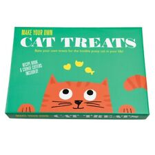 Make Your Own Cat Treats Cat Treat Gift Present