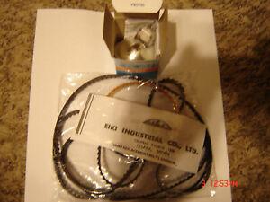 Eiki SL From Ser # 50001 Projector Belts,4 Belt Set & 1 Osram 250 watt Lamp/Bulb