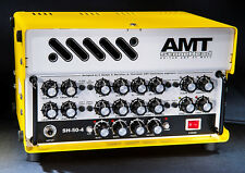 AMT Electronics STONEHEAD 50-4 Guitar Head Amplifier (SH-50-4) Stone Head