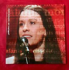 ALBUM VINYLE 33T - ALANIS MORISSETTE - MTV UNPLUGGED