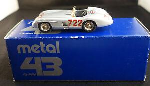 Danhausen M43 - 1e MM1955 - Mercedes 300 SLR Stirling -1/43 - IN Box / Boxed