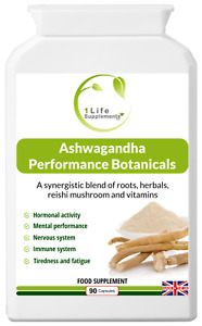 Ashwagandha Performance Botanicals