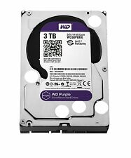 "Western Digital Purple 3TB Surveillance SATA 6Gb/s 64MB 3.5"" Drive (Internal)"