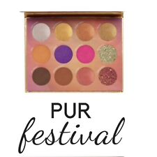 NWT (Retail $36) Limited Edition PUR Festival Eyeshadow Palette