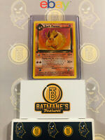 Dark Flareon 35/82 1st Edition NM to MINT Team Rocket Non-Holo Pokemon Card