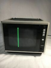 """Vintage 9"""" RCA XL-100 CRT 1985 Gaming Television ELR295S TV Retro Portable WORKS"""