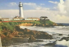 "SHUTTERBUG 1000 pc - ""COASTAL LIGHTHOUSE, Maine"" / NEW, Sealed"
