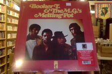 Booker T. & the M.G.'s Melting Pot LP sealed 180 gm vinyl reissue