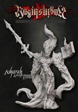 Raging héroes asharah elfo oscuro vampiro heroica versión 28mm Edición De Aniversario