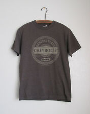Chevy T-Shirt Chevrolet Genuine Parts Logo Print Cotton Blend Mens Size Small