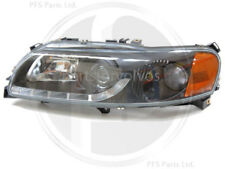 Volvo S60/V70 2001-2004 Black Projector Devil Eyes Styling Headlamps (Pair) RHD