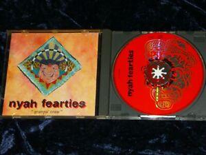 Nyah Fearties CD Granpa' Craw 1995 NYAH942CD  EX/EX