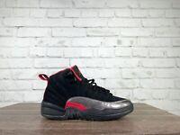 Jordan retro 12 kids size 4.5y black pink
