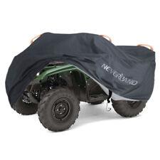 Waterproof Black Quad Bike ATV Cover Storage Protector For Yamaha Kodiak 450 700