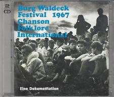 Castello Waldeck Festival 1967-Chanson folklore International/RARE 2004er docd!