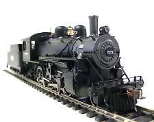 HO Scale Model Railroad Trains Bachmann Wabash 2-6-0 DCC Sound Steam Locomotive
