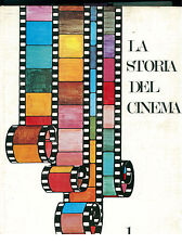 LA STORIA DEL CINEMA 4 VOLUMI VALLARDI 1966
