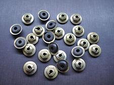 25 pcs 10-24 moulding trim clip PAL nuts with neoprene sealer NOS GM GMC