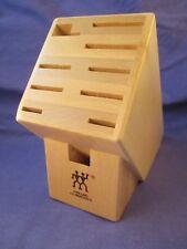 Henckels 10 slot Knife Storage Block, #2, 35100-926