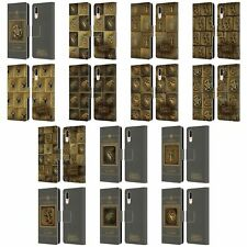 HBO Game of Thrones Seals Gold Wallet Cover For Huawei Phones