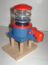 Thomas and Friends Tank Engine Blue Red Water Tower Tank Wooden Railway Train